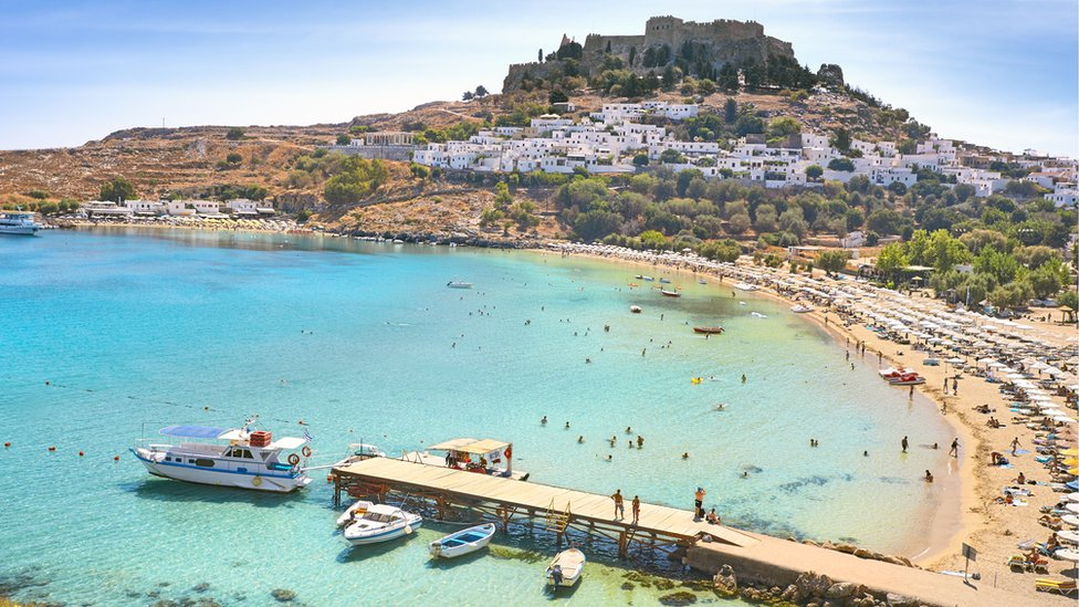 Rhodes Parasailing Accident: Two British Teenagers Die And One Injured