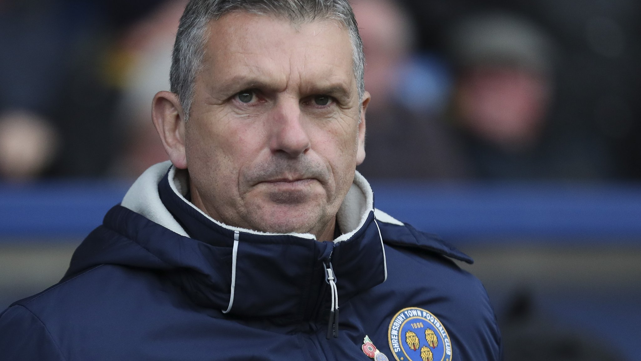 John Askey: Shrewsbury Town sack manager after five months in charge