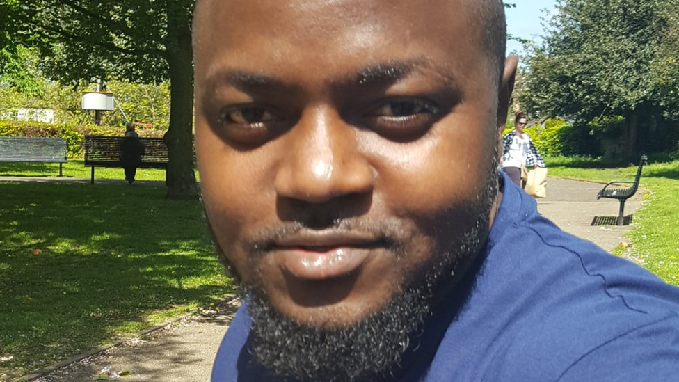 Aron Kato: Missing Newham man seen being bundled into car
