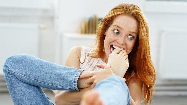 我們在饑餓時往往會變得煩躁不安
