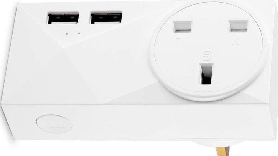 Hictkon smart plug