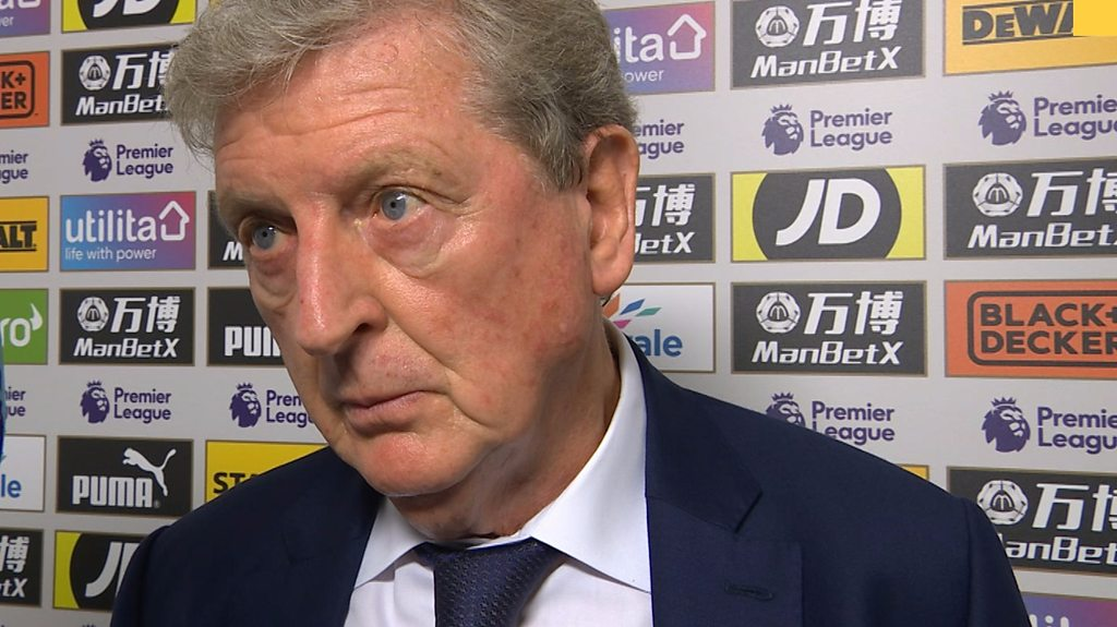 Hodgson 'angered as potential good result taken' from Palace