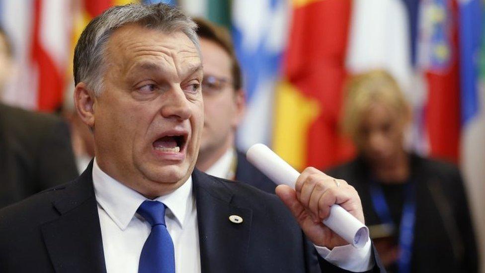 Hungarian Prime Minister Viktor Orban. Photo: 18 December 2015