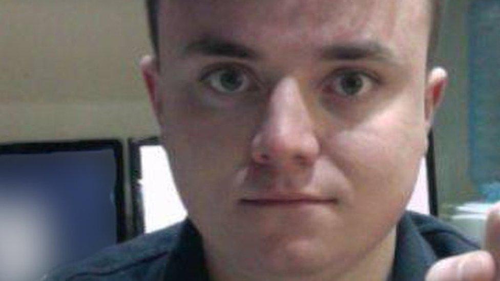 Jack Renshaw: MP death plot neo-Nazi jailed for life