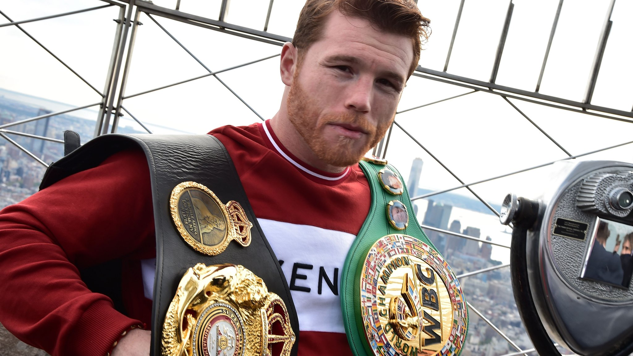 Saul 'Canelo' Alvarez signs 'most lucrative' deal with sports service DAZN