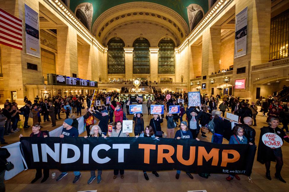 Grand Central Station en Nueva York.