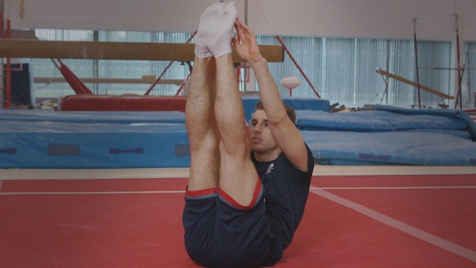 #WorkoutWednesday: Max Whitlock's second HIIT routine