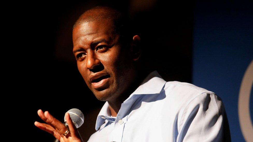 Florida mid-terms: Democrat Andrew Gillum concedes to Ron DeSantis