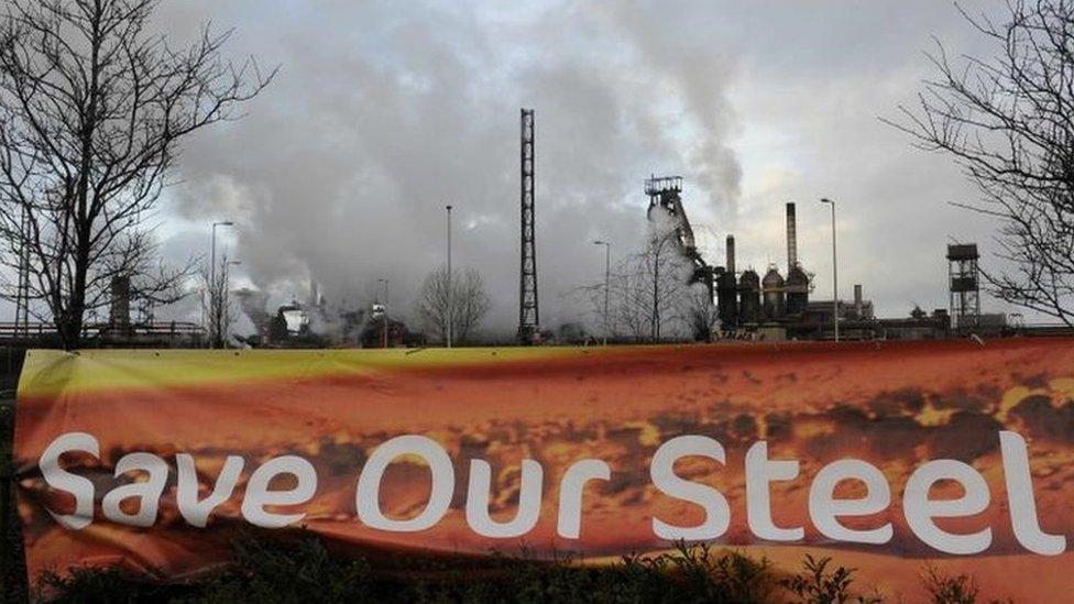 Port Talbot plant