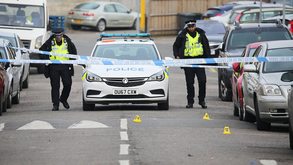 Man charged after Luton double shooting
