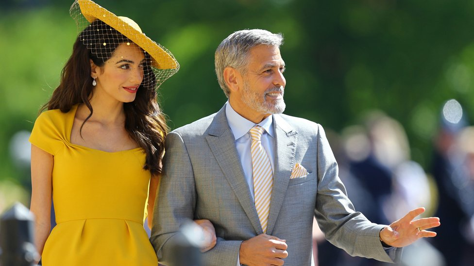 Royal Wedding: The guests from Oprah to the Beckhams