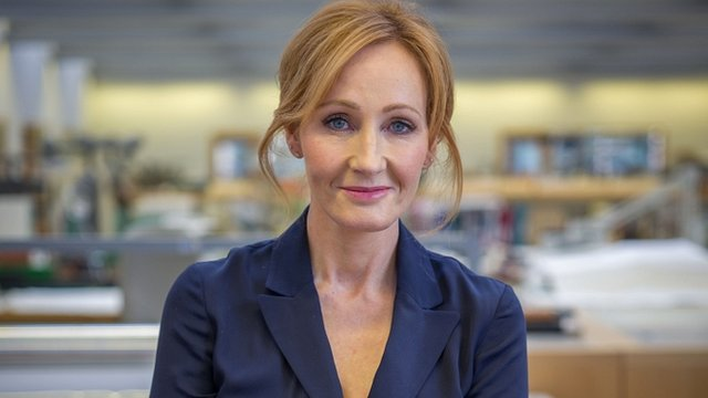 JK Rowling wants happy ending for orphans