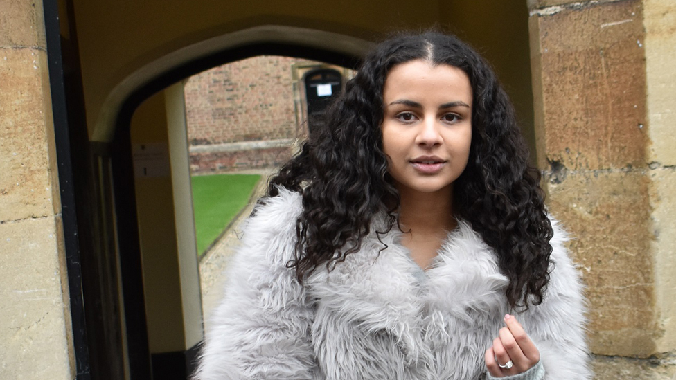'I'm mixed-race, is Cambridge University right for me?'