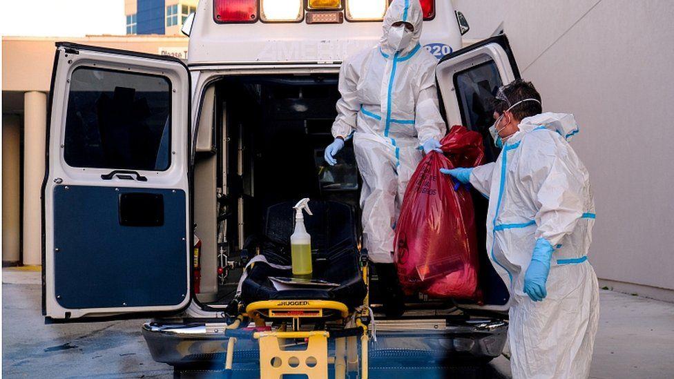 Coronavirus: un alto funcionario del gobierno de Trump reconoce que EE.UU. no podrá controlar la pandemia