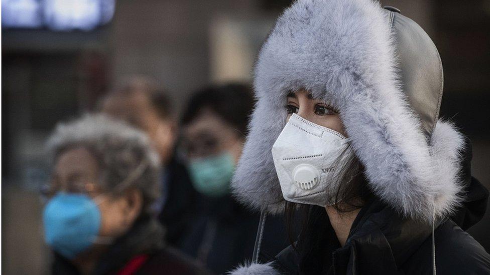 中國大陸每個地區都有新型冠狀病毒確診病例