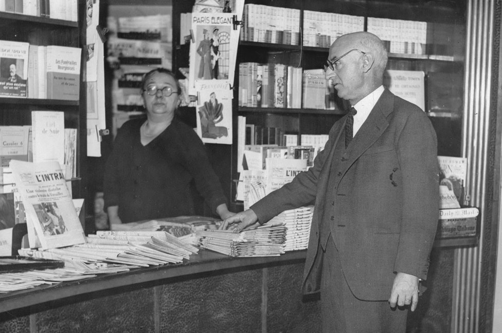 Una foto de Juan March en 1933.