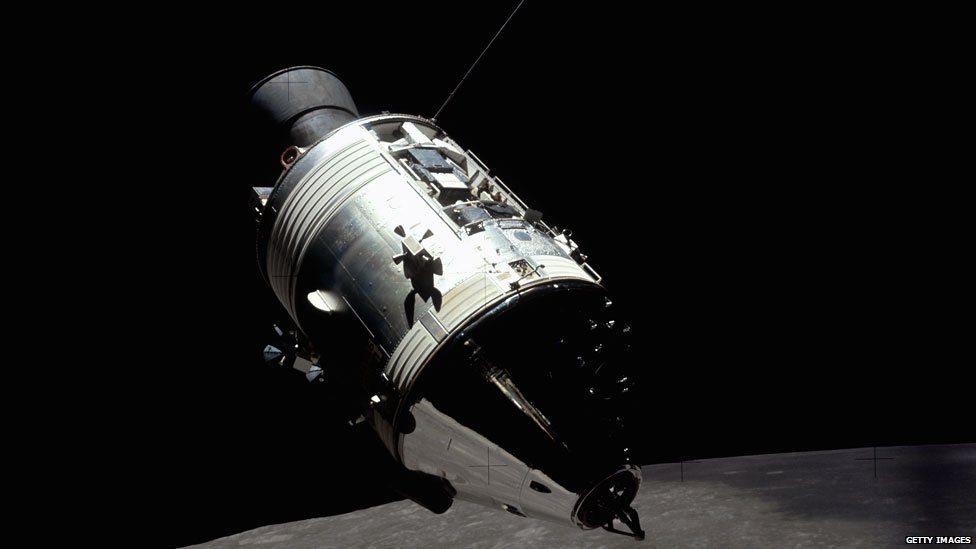 अपोलो 17 का मॉड्यूल