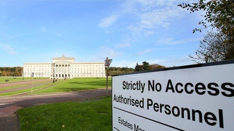 Stormont 'should be bulldozed' says Bernadette McAliskey
