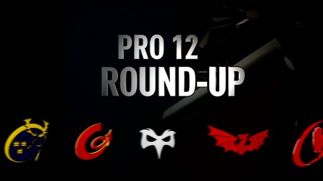 Pro12 highlights