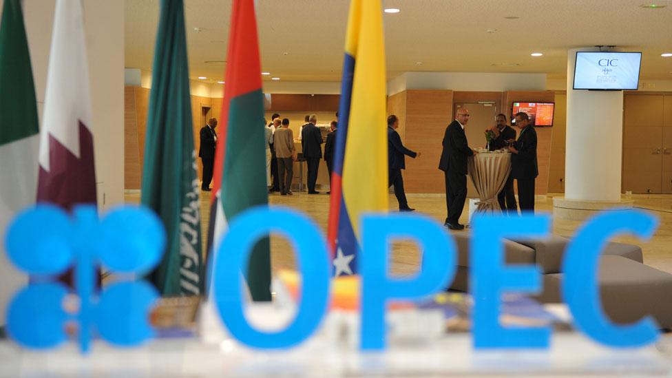 Logo de la OPEC