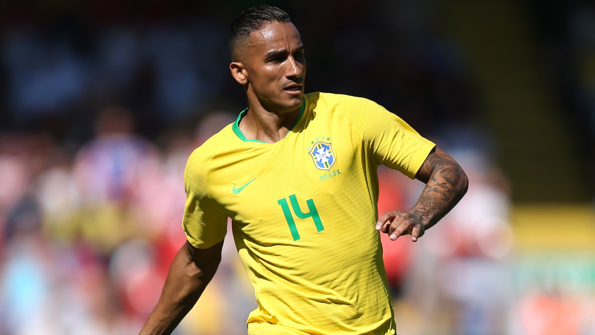 Neymar fit but Danilo out for Brazil v Costa Rica