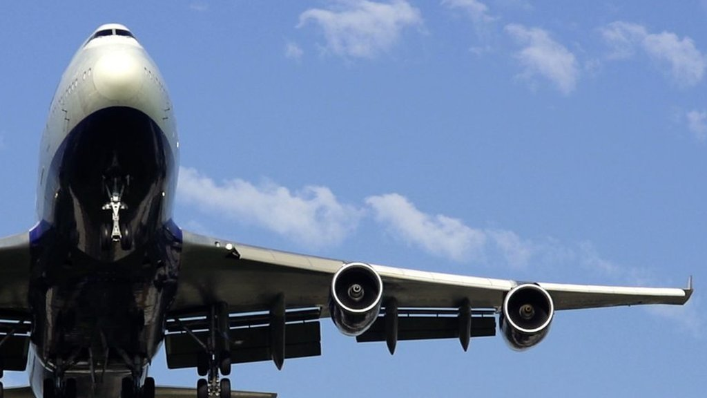 Flight: Will our skies ever be quieter?