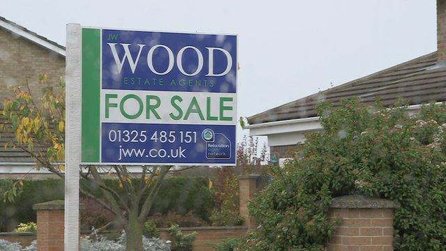 Mike Gilbert has put his house on sale