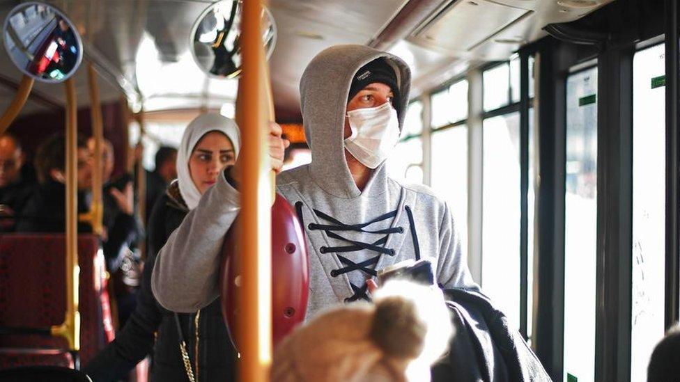 حافلة في لندن