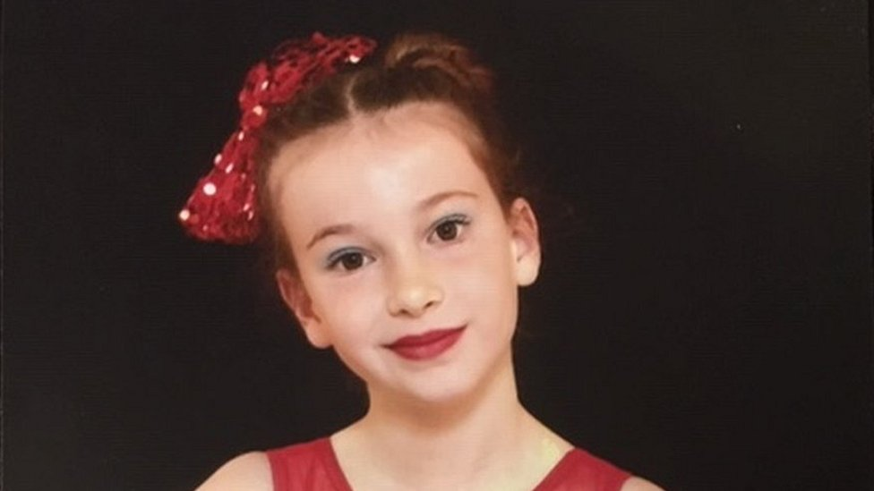 Emily Connor: Girl hit by car was 'kindest person'