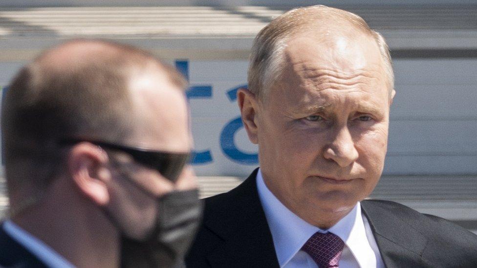 В Женеве проходит встреча Байдена и Путина. Больших ожиданий нет