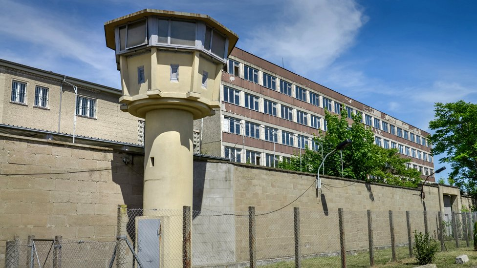Stasi former HQ in Berlin, file pic