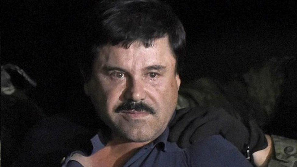 """""""Chapo"""" Guzmán"""