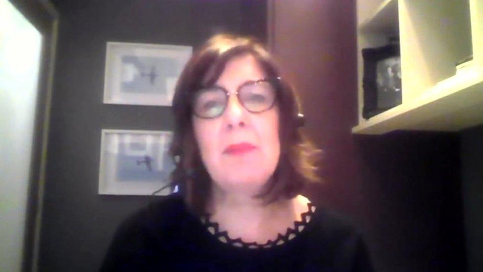 Julia Weldon, Hull director of public health