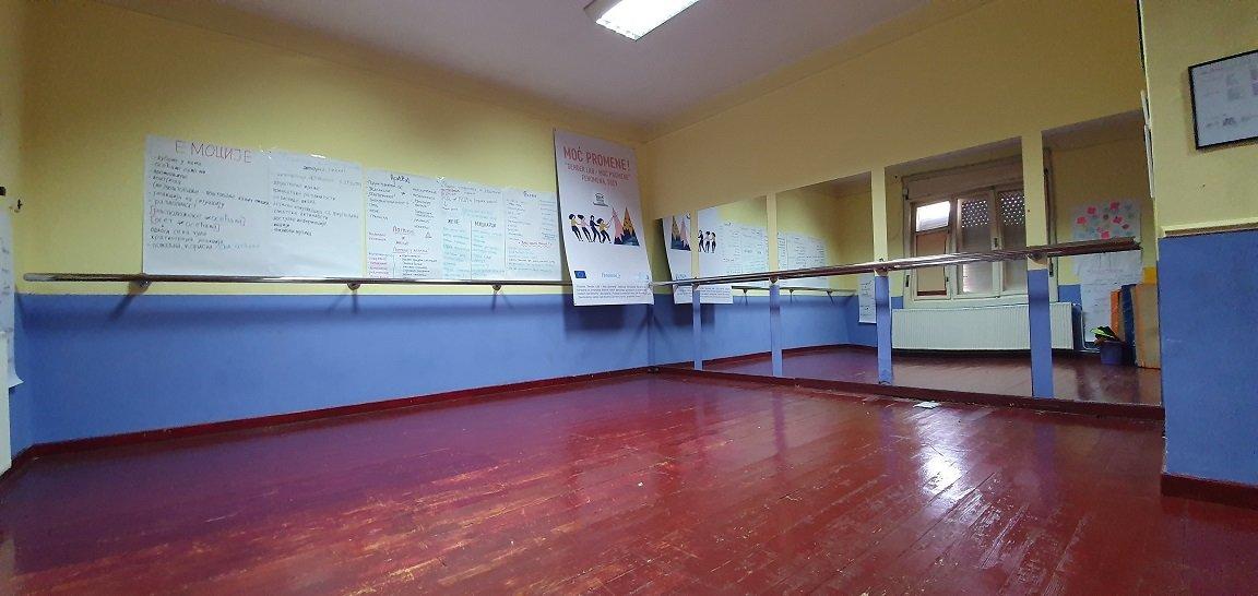Sala za balet