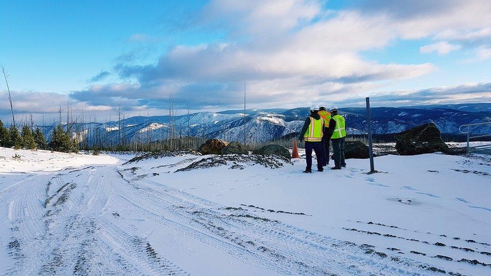 eCobalt ha estado planeando operar una mina de cobalto en Idaho durante décadas.