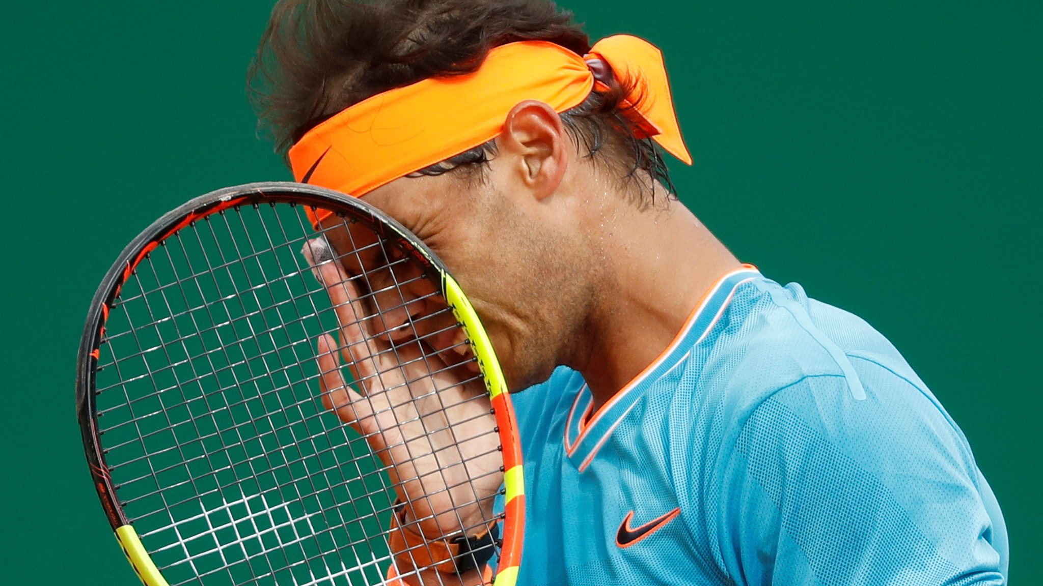 Nadal plays 'one of worst matches on clay' to end hopes of 12th Monte Carlo title
