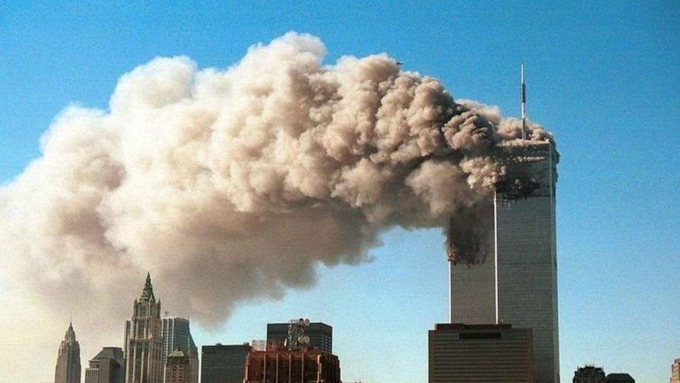 قتل ما يقرب من 3 آلاف شخص في الهجمات