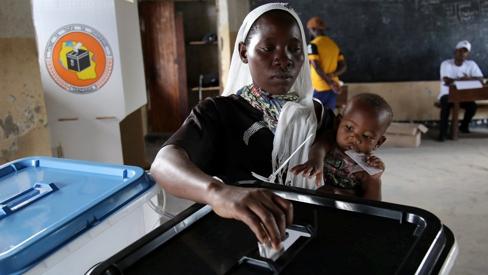 Tanzania votes in election marred by fraud accusations