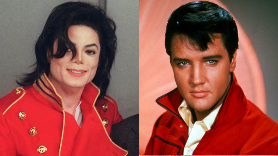 BBC News - Elvis bible and Michael Jackson self-help book sold