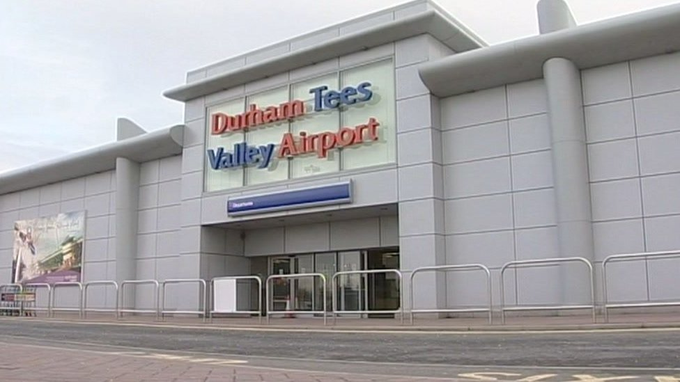 Public invited to choose Durham Tees Valley Airport name