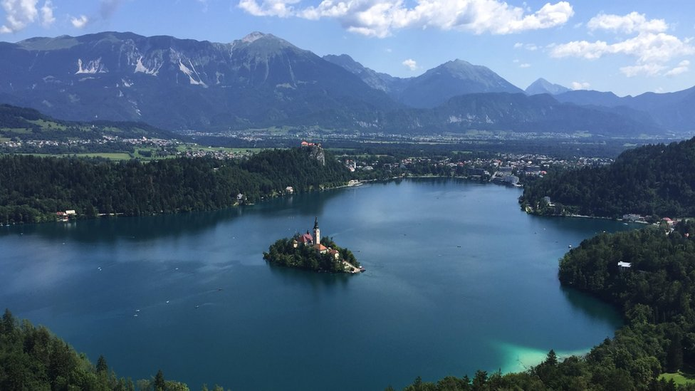 Bled, 2016.