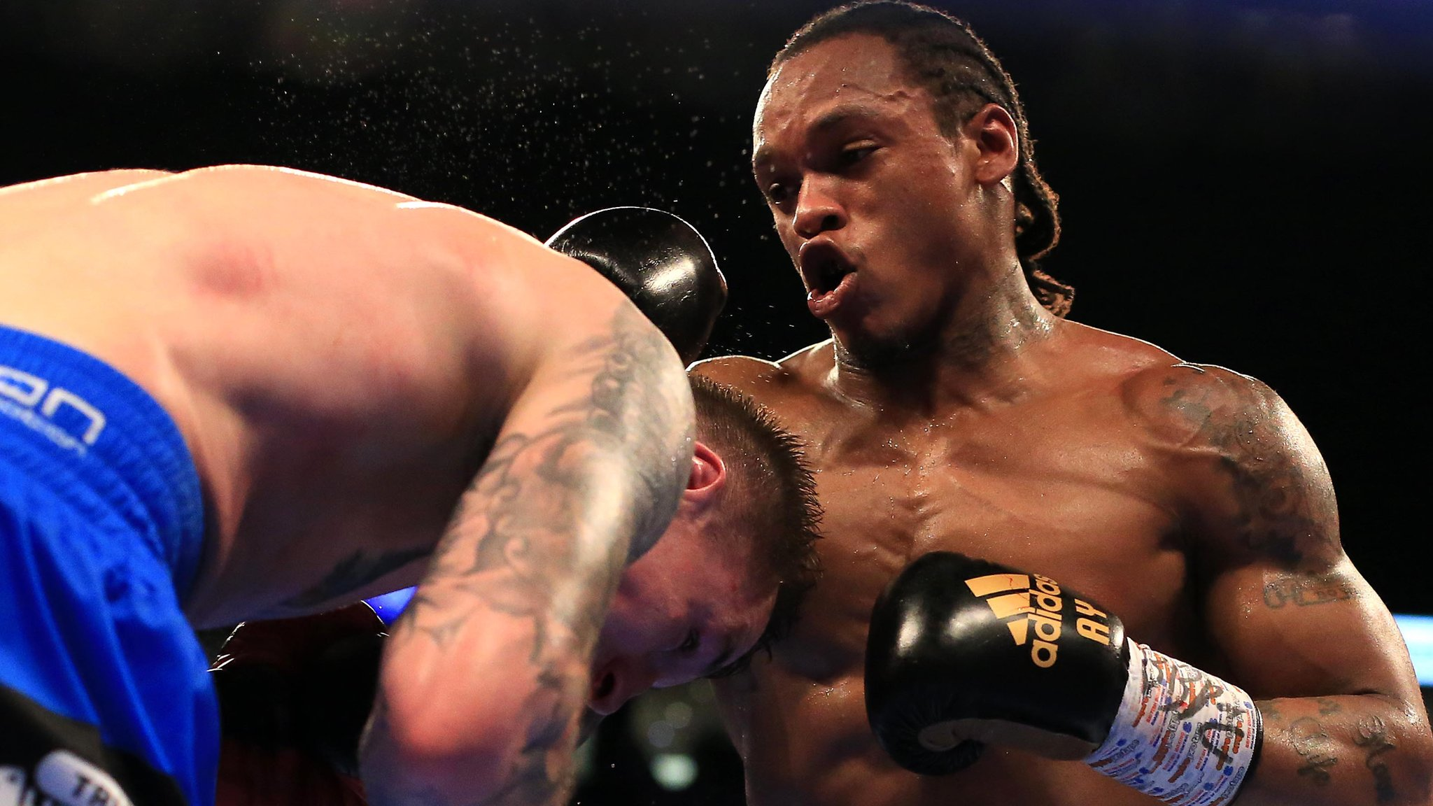 Anthony Yarde agrees Mehdi Amar bout at Leicester Arena