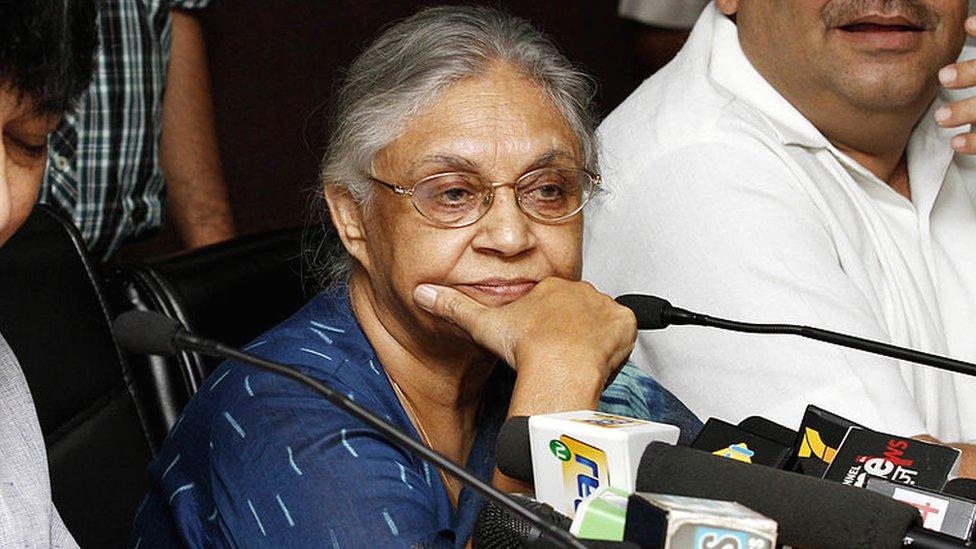 लोकसभा चुनाव 2019: शीला दीक्षित ने क्यों कहा, नरेंद्र मोदी बदतमीज़ी कर रहे हैं?
