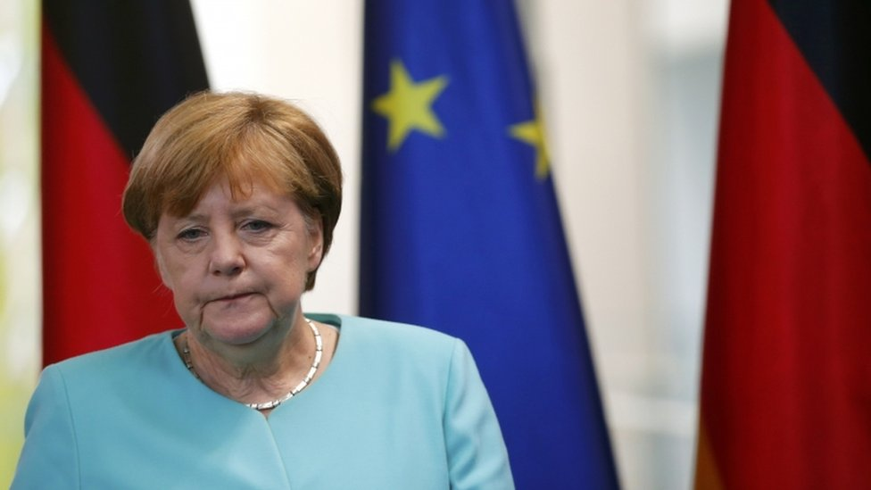 Angela Merkel, 24 June