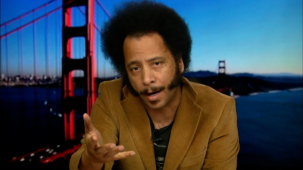 Boots Riley on the 'white voice' in Sorry to Bother You