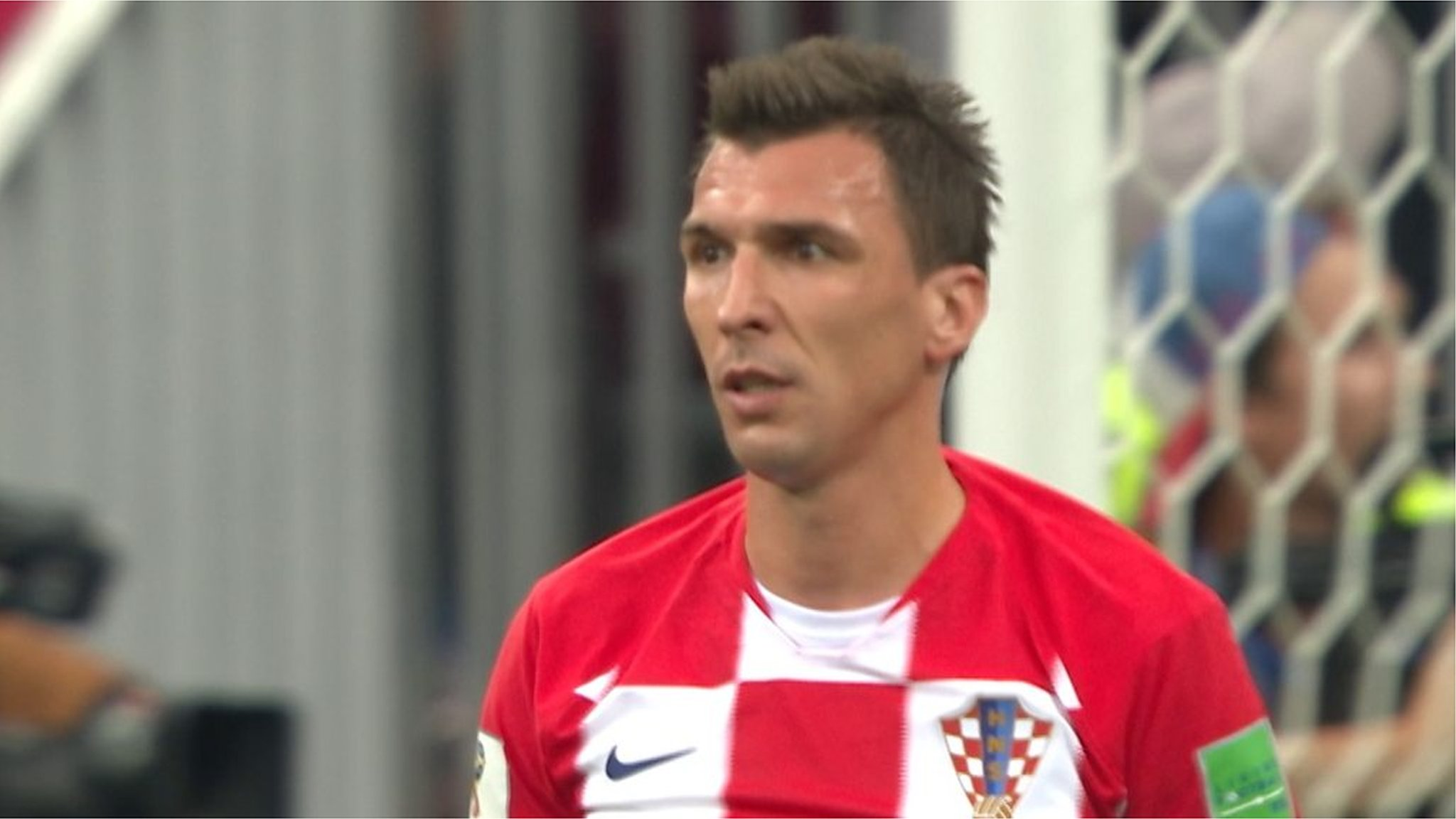 World Cup 2018: Own goal from Croatia's Mario Mandzukic gives France early lead in the final