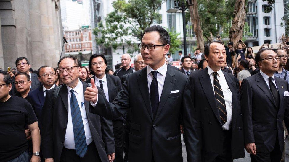 立法會內務委員會在郭榮鏗主持下,多個月來未能選出主席。