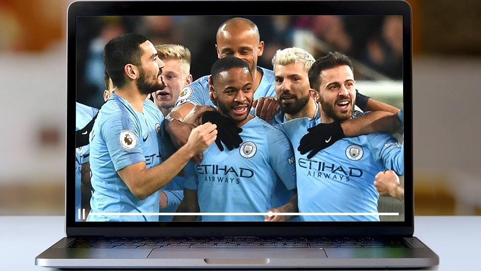 Premier League streams: Three men jailed over illegal videos