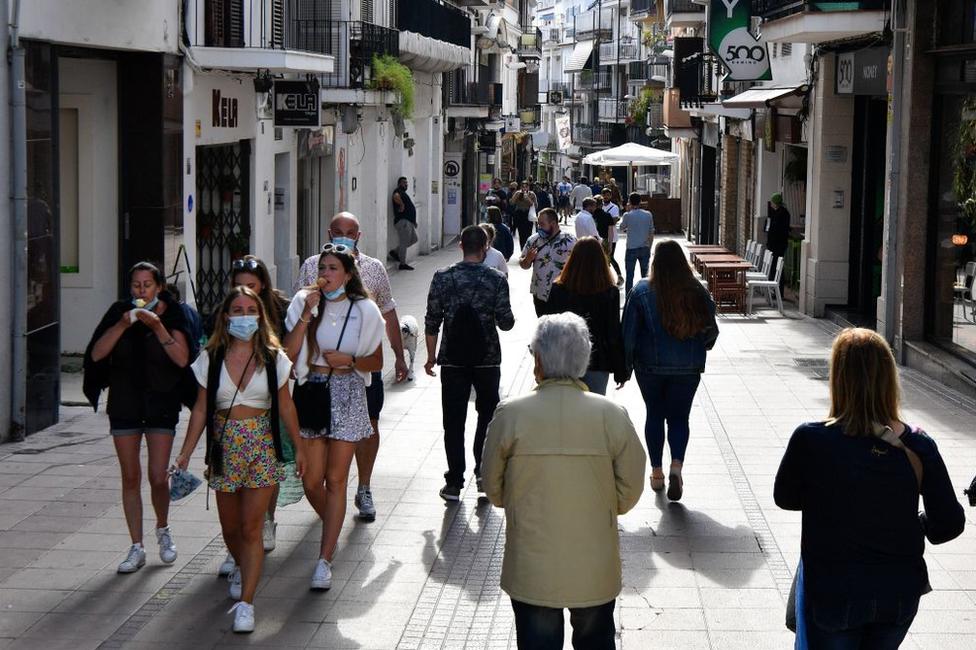 Sitges, España