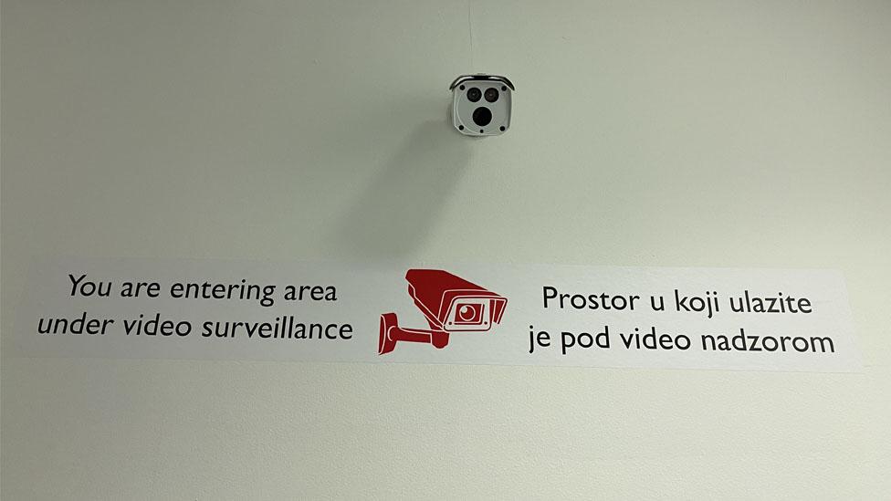 kamere, obezbeđenje, video nadzor